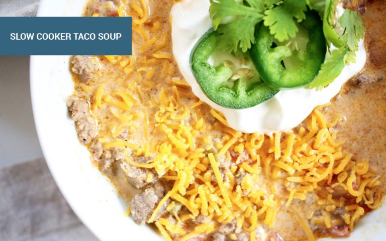 26 Keto Dinner Ideas to Give Your Friends Food Envy - Taco Soup