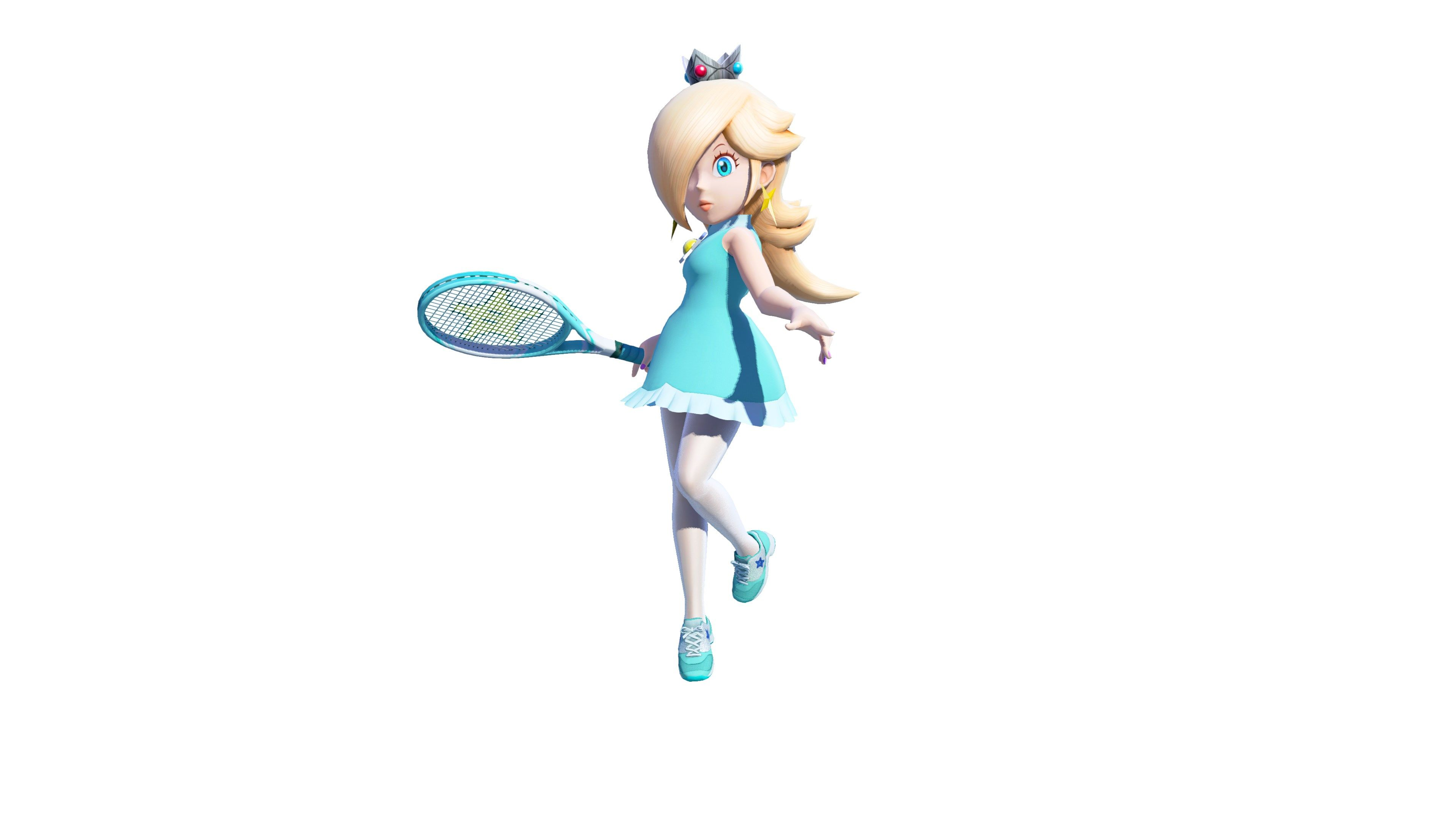 Mario Tennis Aces Lots Of Details Footage Pre Launch