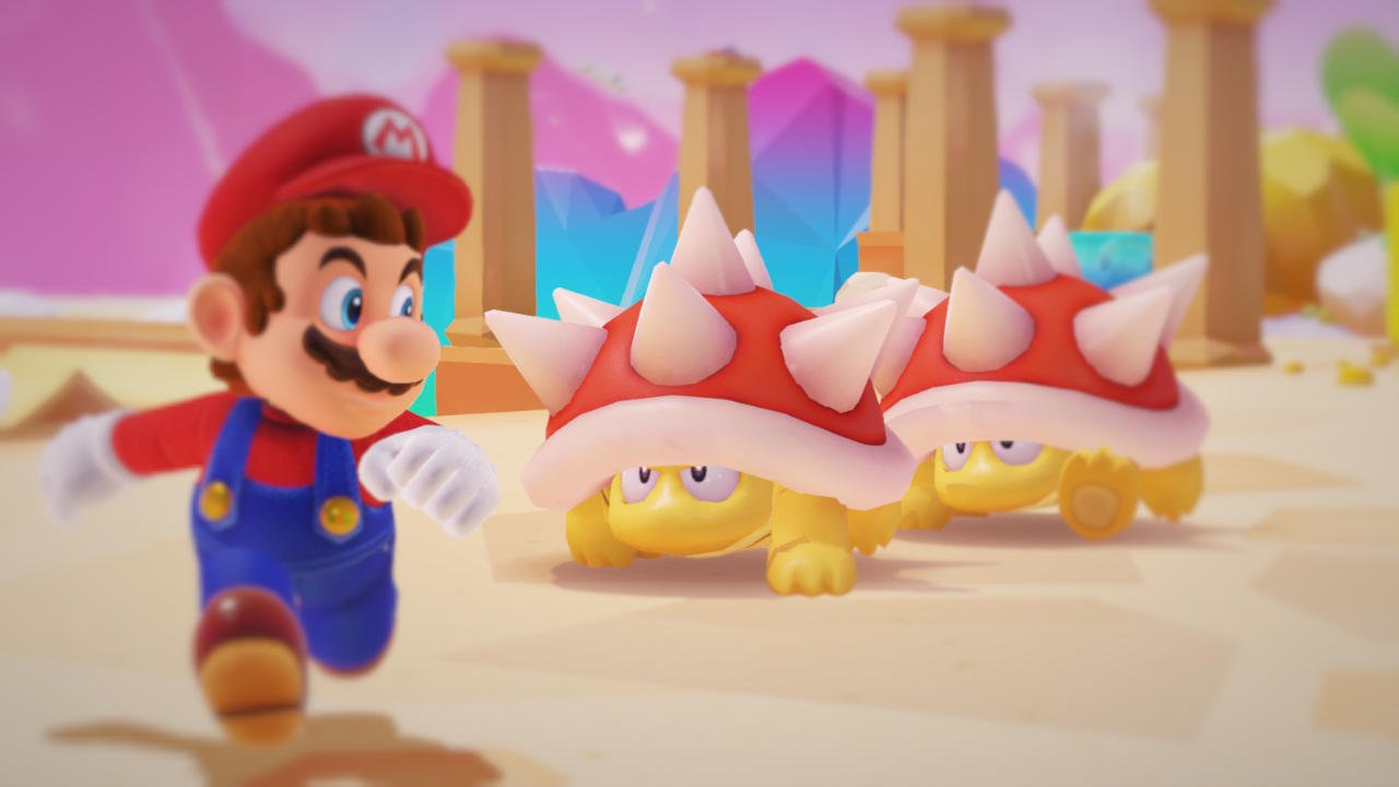 Super Mario Odyssey All The Details Pictures GIFs Videos From The Official Twitter Accounts