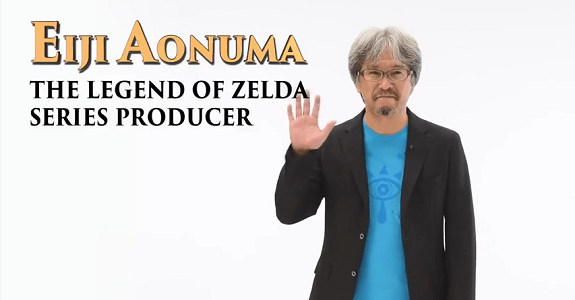 Image result for Eiji Aonuma