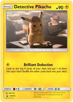 Pok 233 Mon Detective Pikachu News March 15 Pok 233 Mon Tcg