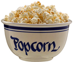 Yay-A Bowl of Popcorn!
