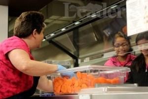 Ronan School Serves Local Food