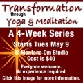 Transformation Through Yoga & Meditation