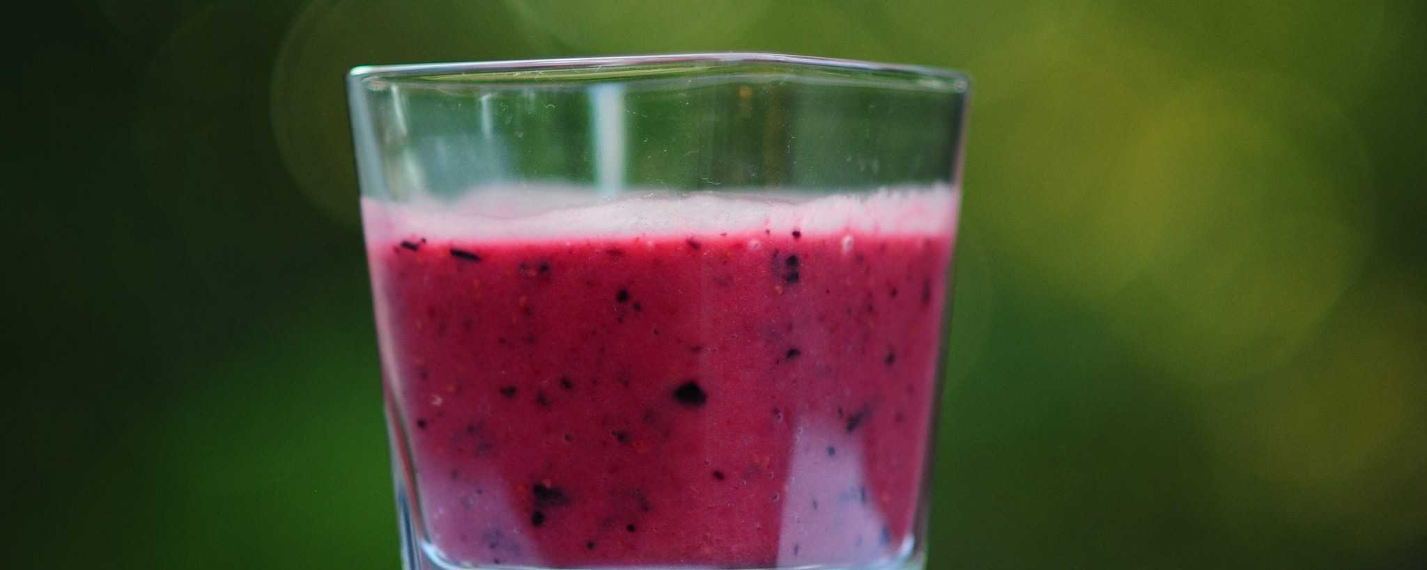 Food as Medicine: Coconut Berry Puree Recipe