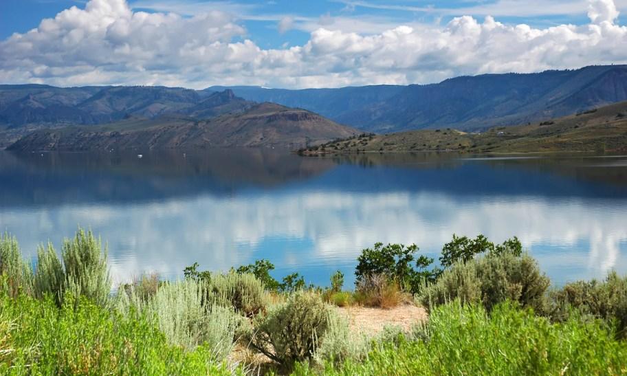 Blue Mesa Colorado