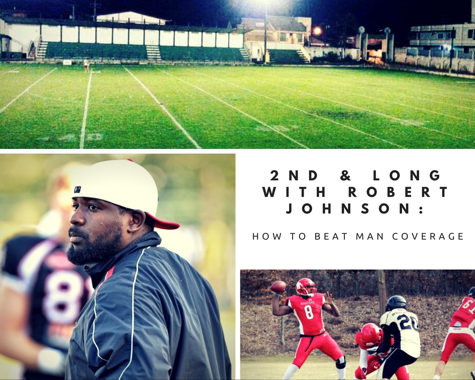 2nd & Long with Robert Johnson: How to beat Man Coverage