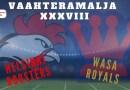 Maple Bowl XXXVIII
