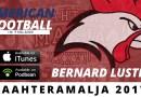 Helsinki Roosters Maple Bowl Interview: Bernard Luster