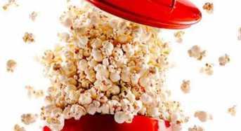 Φτιάξε σπιτικά Pop Corn όπως στο cinema