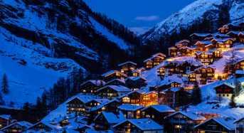 Εκπληκτικές φωτογραφίες από τις Ελβετικές Άλπεις