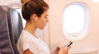 Τι θα συμβεί αν δεν κλείσουμε το κινητό μας στο αεροπλάνο
