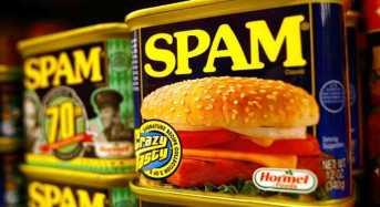 Η ιστορία του Spam
