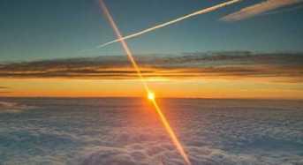 Θεαματικές εικόνες μέσα από πιλοτήριο
