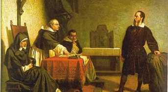 Γαλιλαίος, ο επιστήμονας που κορόιδεψε τον Πάπα αν και ήταν φίλοι. Γελοιοποιούσε όποιον τον αμφισβητούσε και δεν ήταν ο πρώτος που είπε ότι η γη γυρίζει….