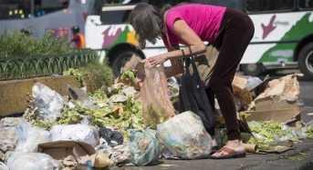 Οχι πια τρόφιμα στα σκουπίδια!