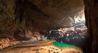 Μέσα στο μεγαλύτερο σπήλαιο του κόσμου…