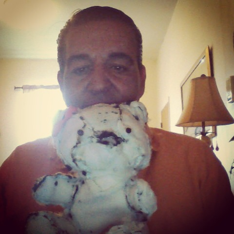 Joseph from Fall River, MA won our Facebook contest. He won Beau. Hello beau the bear has arrived safe and sound today thank you so very much love him to death !!!!!
