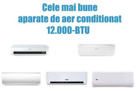 Cele mai bune aparate aer conditionat 12000 BTU