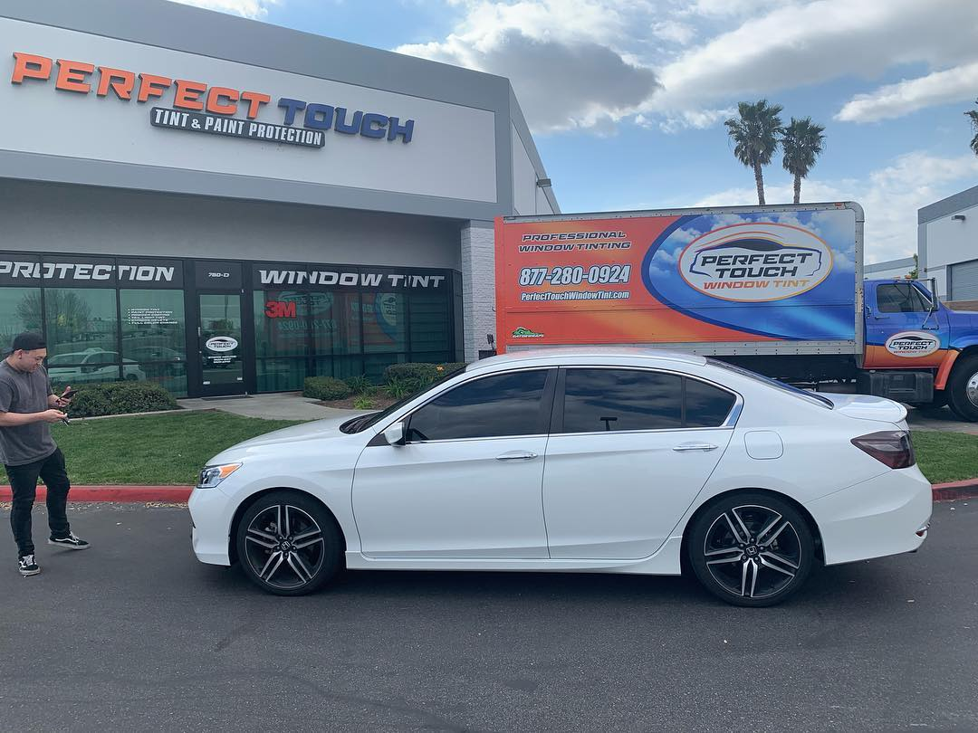Thanks Mason For Letting Us Tint Your Honda Accord With 3m Window Film Perfect Touch Window Tint