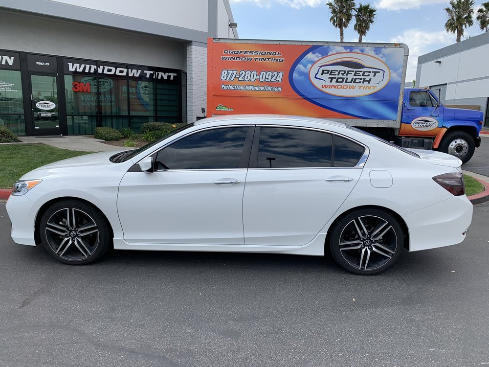 2016 Honda Accord 3m Color Stable Nano Carbon Window Tint Perfect Touch Window Tint