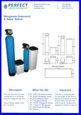 PWS-Manganese-Greensand-Softener