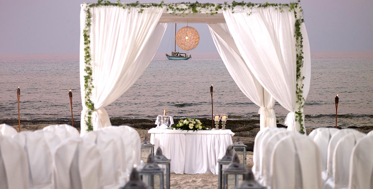 South Beach Wedding Packages