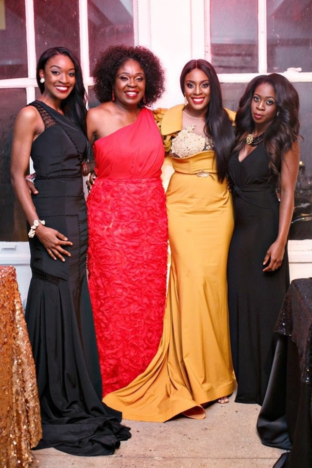 Black and Gold Party Inspiration by Elle's Couture Events 23