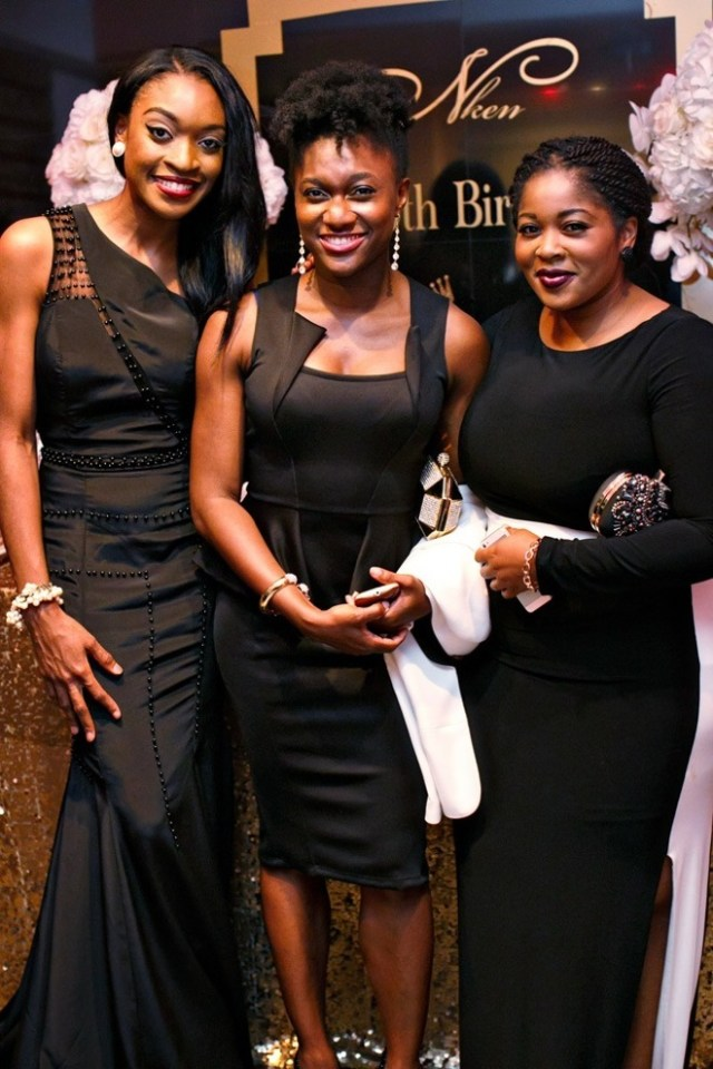 Black and Gold Party Inspiration by Elle's Couture Events 34