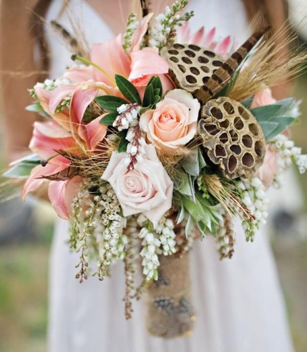 Splendid Sentiments Floral Designs via Sweet Violet Bride