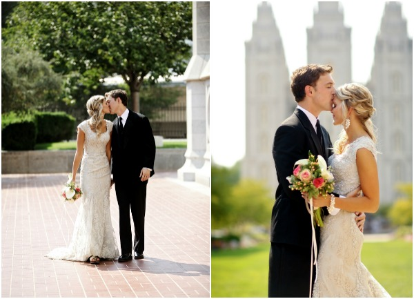 Salt Lake City Wedding- Pepper Nix Photography