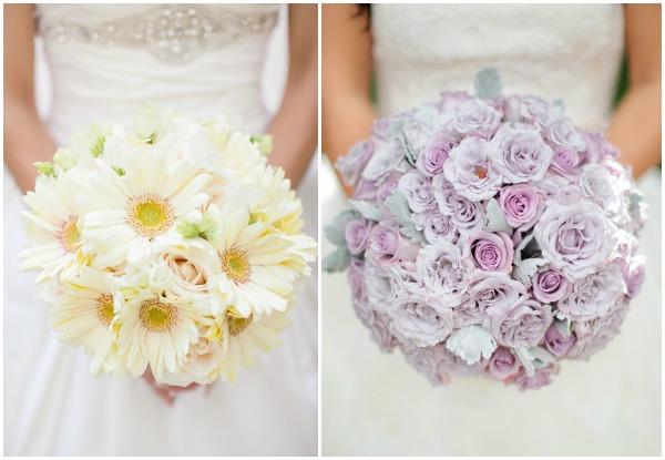1. Stephanie Brauer Photography via Wedding Star   2. Hoa 888 Floral