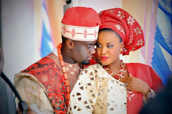Abisoye and Lanre - Photo by Lumi Morgan