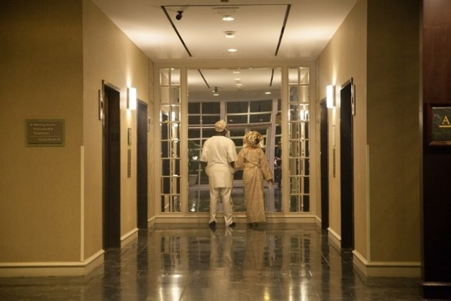 Classic Ballroom Wedding - Inije Photography 16