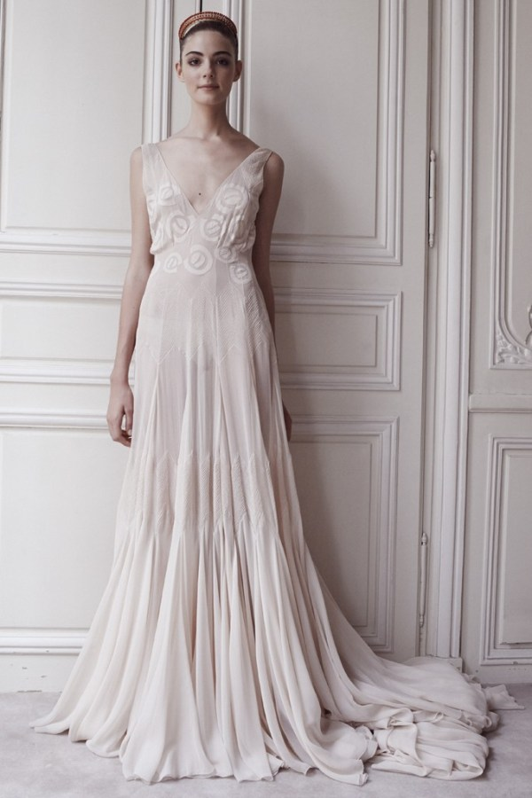 Delphine Manivet Bridal Inspiration from Paris Couture Week