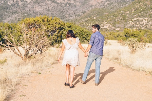 New Mexico Engagement Shoot by Lillabella Photography 6