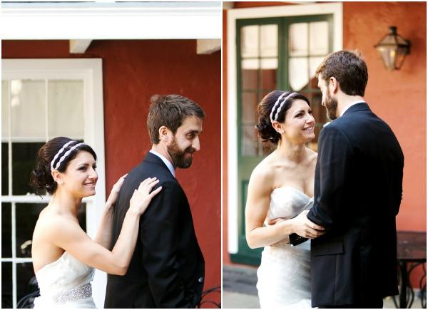 Real Louisiana wedding by arte de vie