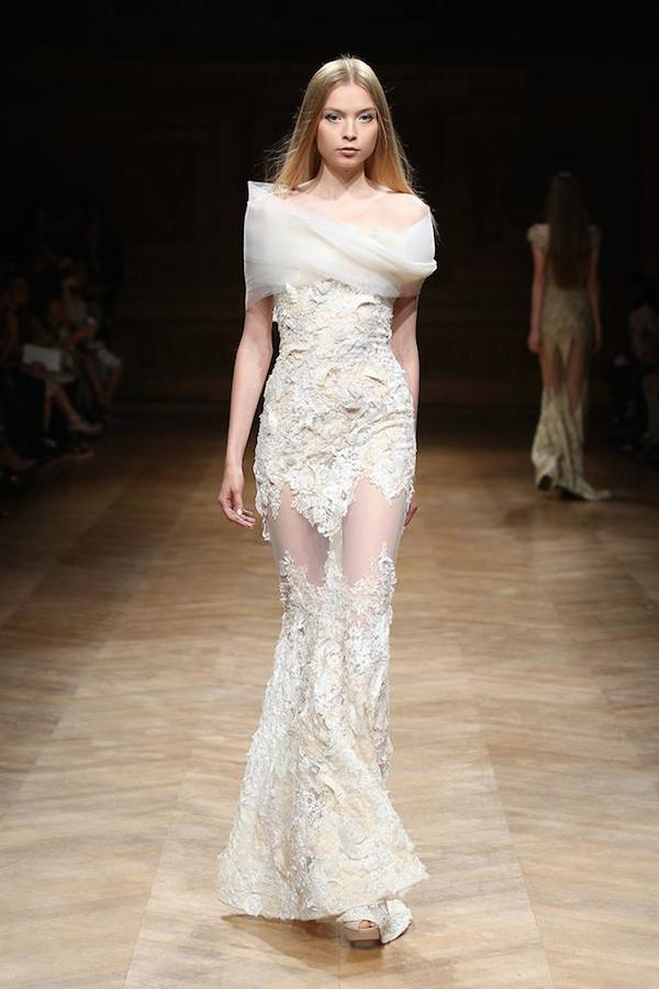 Tony Ward Couture- Paris Couture Week