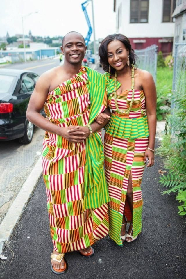 Traditional Ghanaian Kente