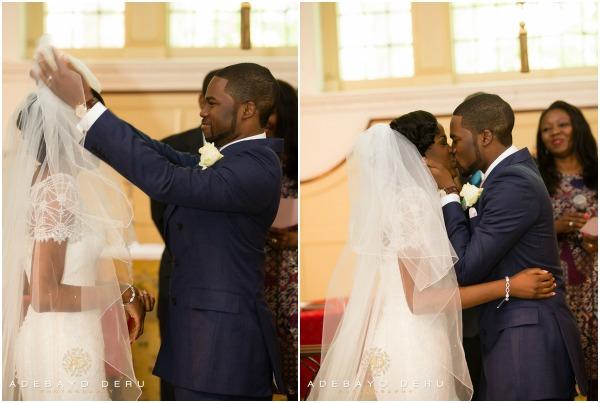 Wedding by Adebayo Deru