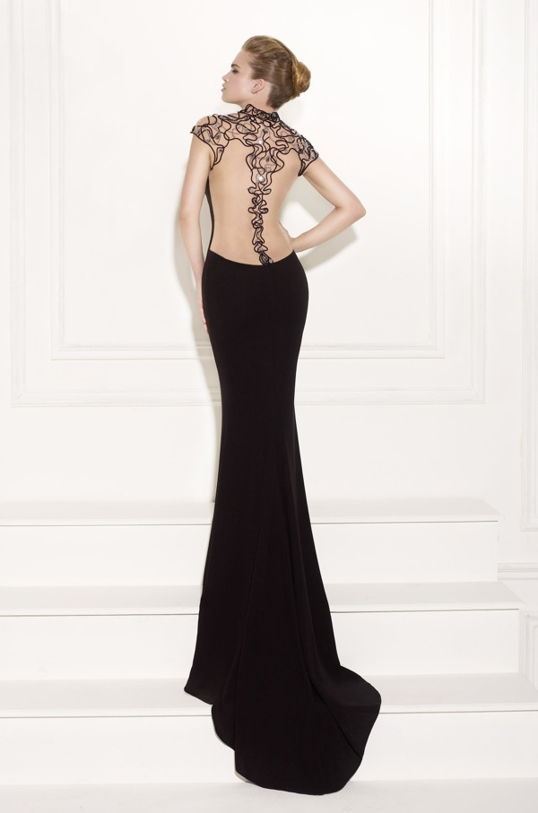 Reception Dresses by Tarik Ediz 2