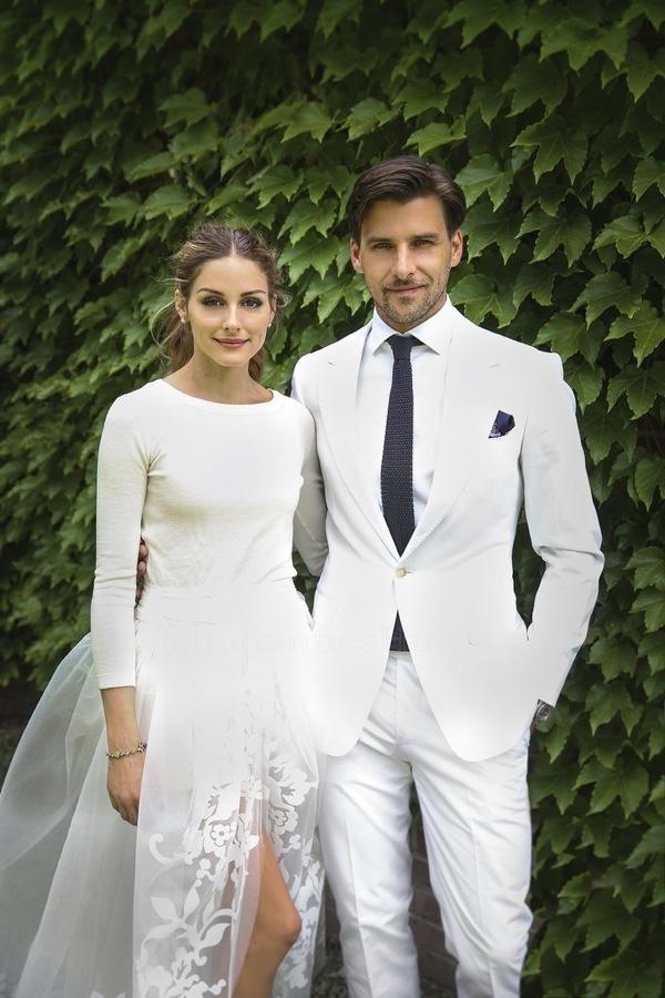 White suit-