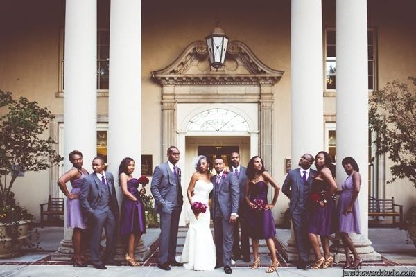 Glamorous Atlanta Wedding by Lemiga Events (55)