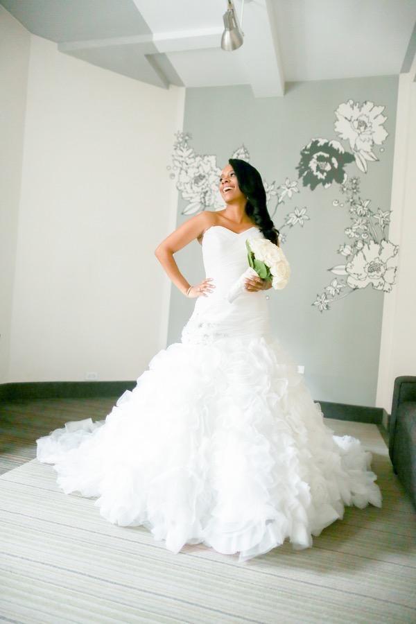 Chic City Wedding at Studio 450 11