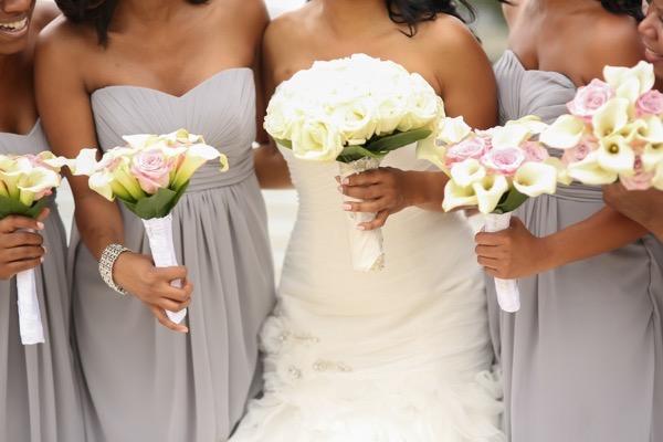 Chic City Wedding at Studio 450 18