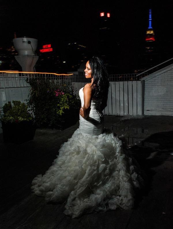 Chic City Wedding at Studio 450 72