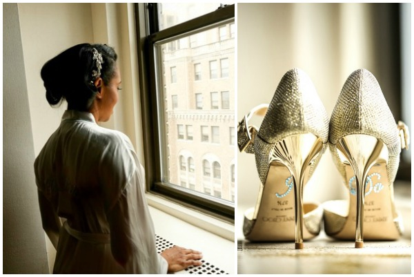 Chic NYC Wedding by Lash to Lens