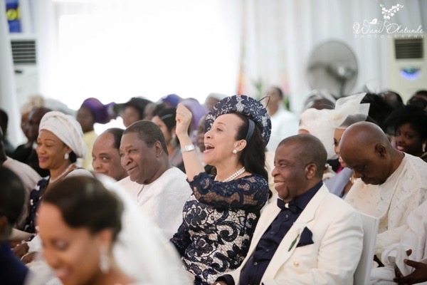 Outdoor Lagos Wedding by Wani Olatunde 28