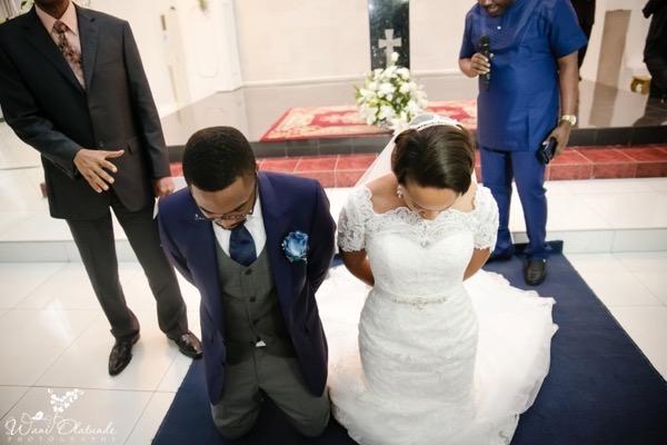 Outdoor Lagos Wedding by Wani Olatunde 31