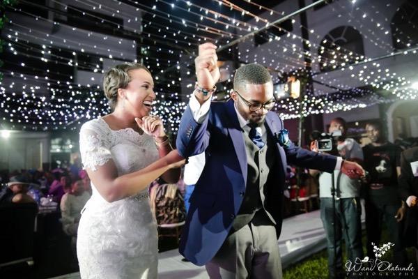 Outdoor Lagos Wedding by Wani Olatunde 45